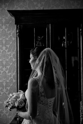 Bridal Portrait in the morning of the wedding